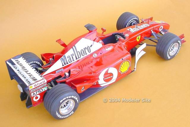 Building F1 Resin Model Kits A Step By Step Guide For