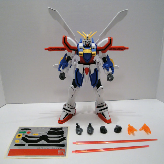 god_finger_gundam_gunpla