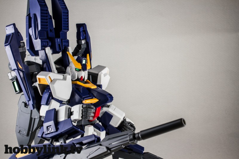 MG Build Gundam Mk-II RX-178B by Bandai -8