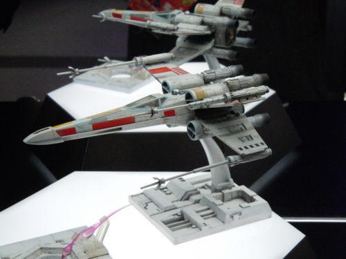 The Star Wars Invasion of Bandai Commences! - HobbyLink tv