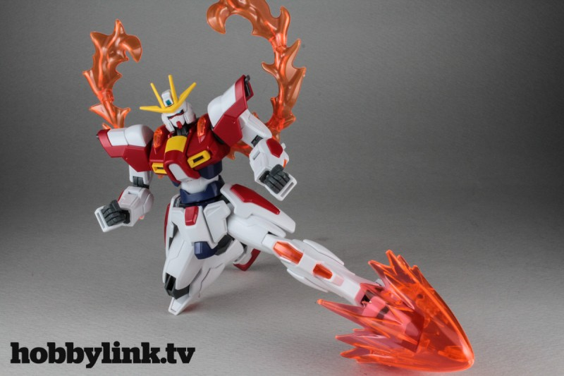 HGBF Build Burning Gundam-2