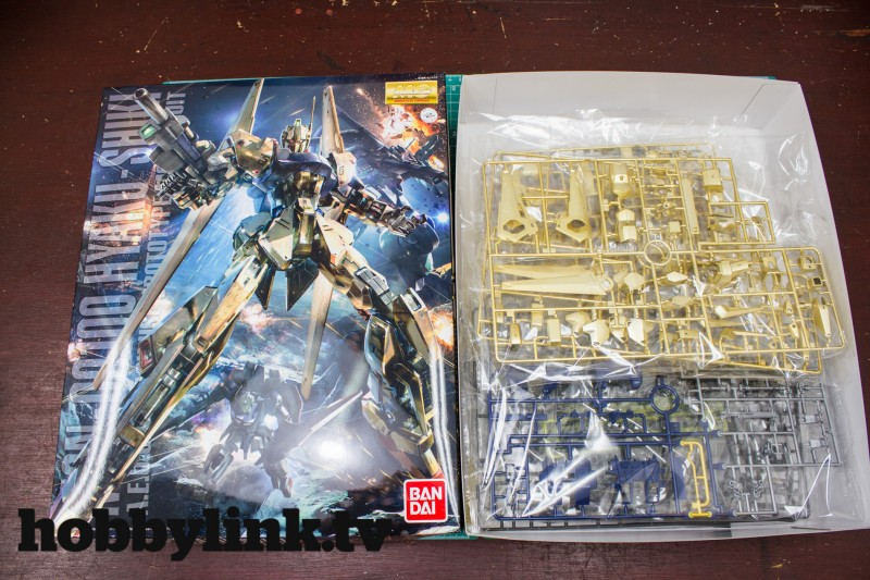 1-100 MG MSN-00100 Type 100 Hyakushiki Ver.2.0 by Bandai-2