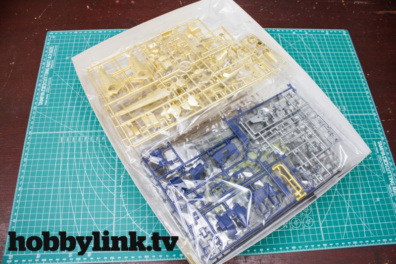 1-100 MG MSN-00100 Type 100 Hyakushiki Ver.2.0 by Bandai-3