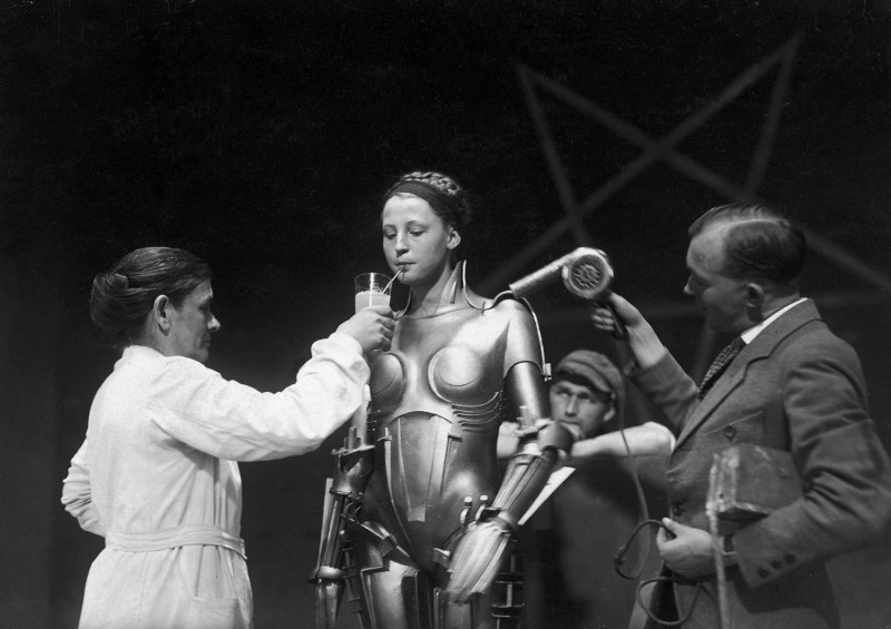 Metropolis behind the scenes