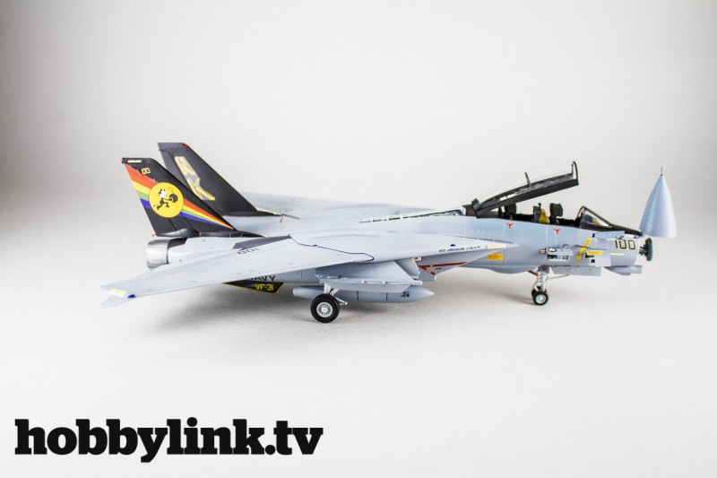 Model Graphix 2015 Magazine Kit 1-72 F-14D Tomcat-1