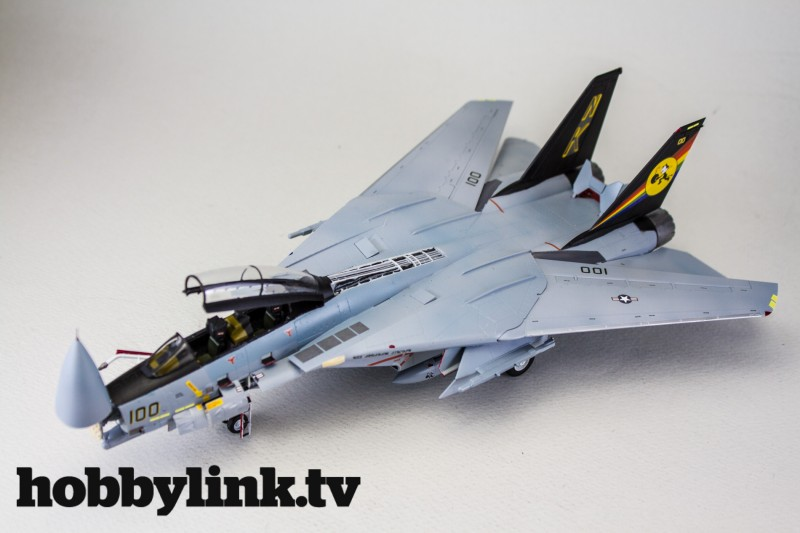 Model Graphix 2015 Magazine Kit 1-72 F-14D Tomcat-15