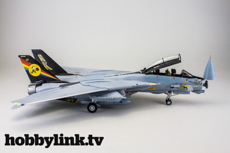 Model Graphix 2015 Magazine Kit 1-72 F-14D Tomcat-2