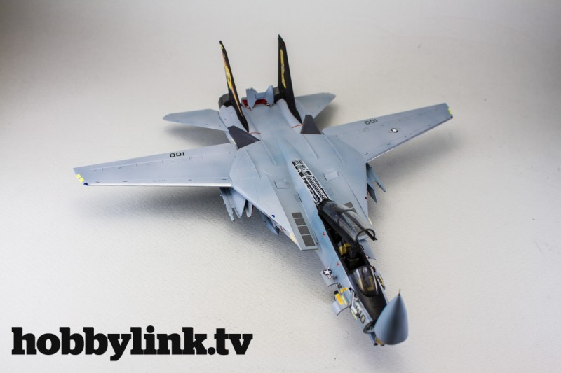 Model Graphix 2015 Magazine Kit 1-72 F-14D Tomcat-5