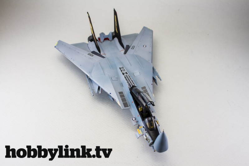 Model Graphix 2015 Magazine Kit 1-72 F-14D Tomcat-6