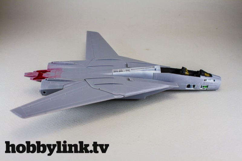 Model Graphix September 2015 Magazine Kit 1-72 F-14D Tomcat vol.3-5
