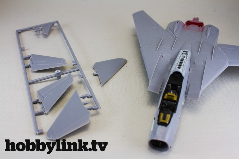 Model Graphix September 2015 Magazine Kit 1-72 F-14D Tomcat vol.3-6
