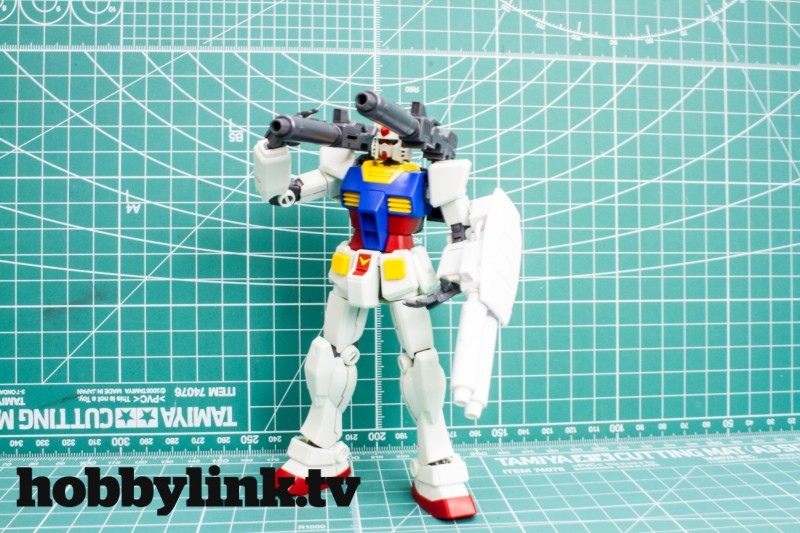 Revive RX-78-2 accessory kits by Bandai-12