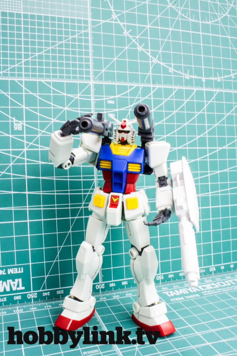 Revive RX-78-2 accessory kits by Bandai-13