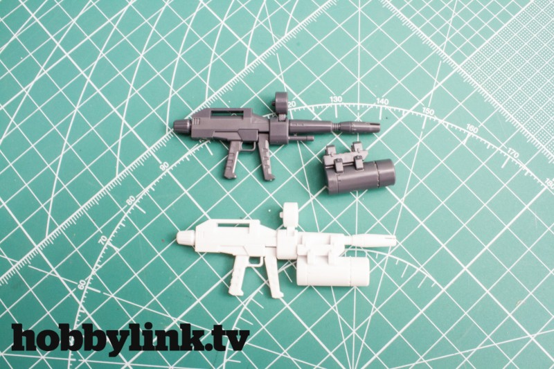 Revive RX-78-2 accessory kits by Bandai-14