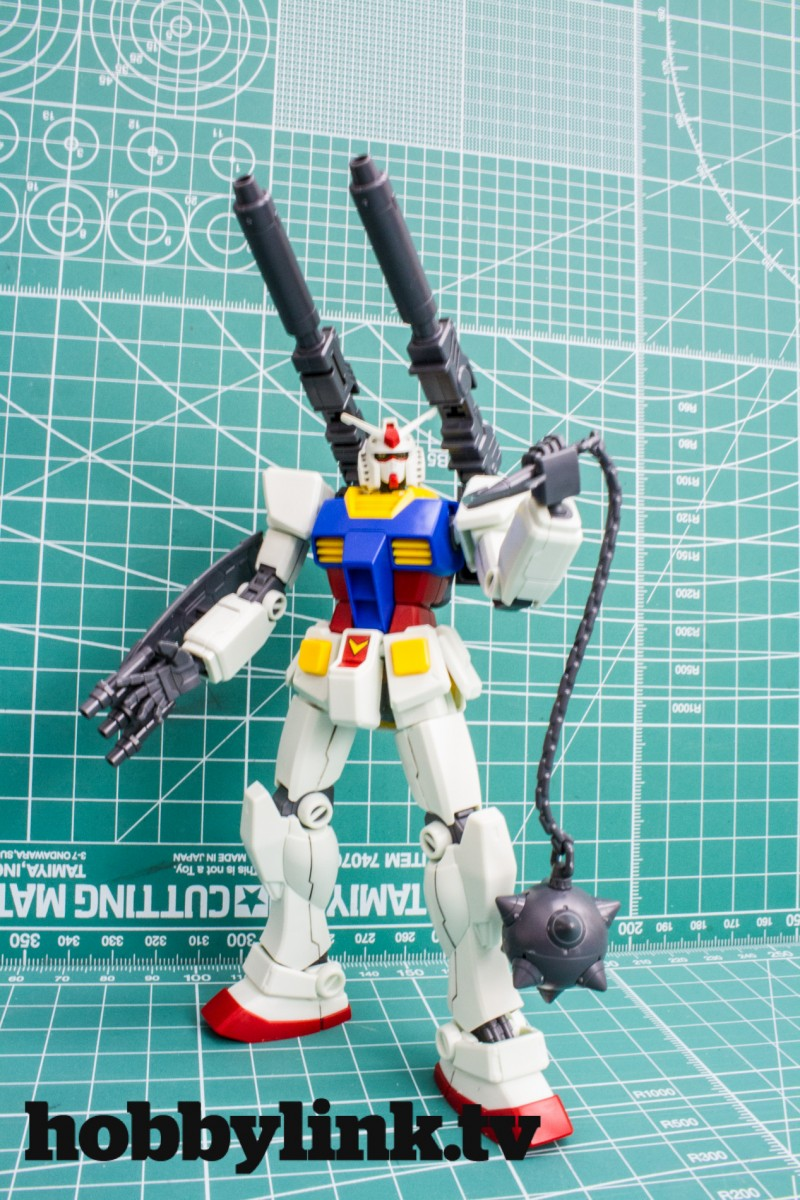 Revive RX-78-2 accessory kits by Bandai-20