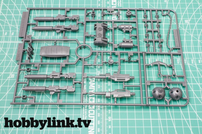 Revive RX-78-2 accessory kits by Bandai-3