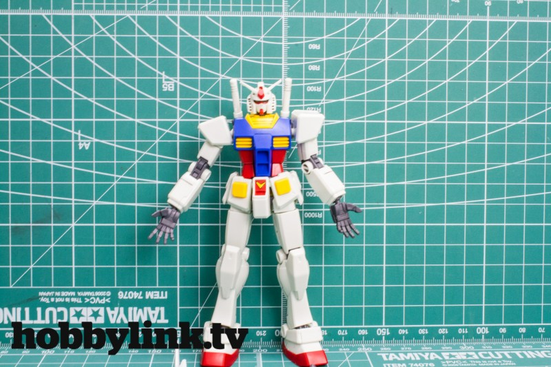 Revive RX-78-2 accessory kits by Bandai-9