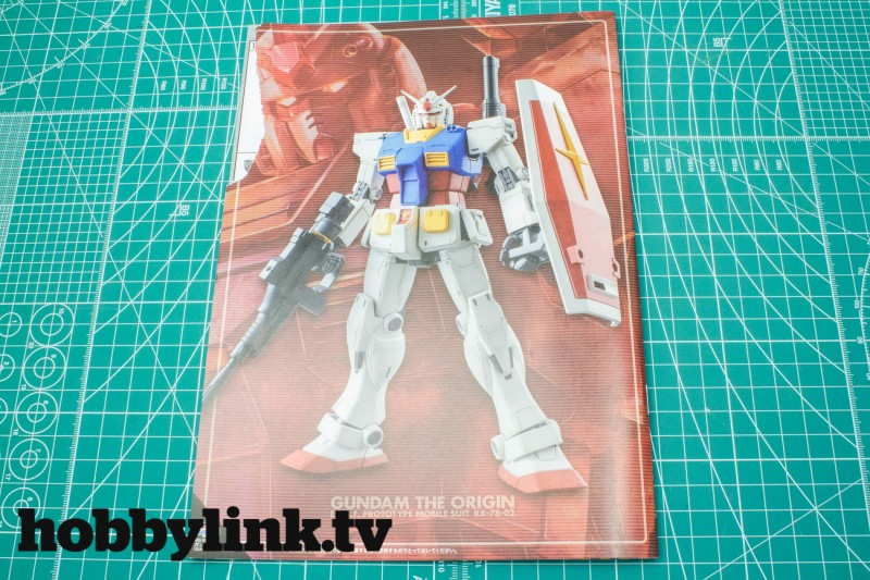 1-100 MG THE ORIGIN RX-78-02 Gundam by Bandai-5