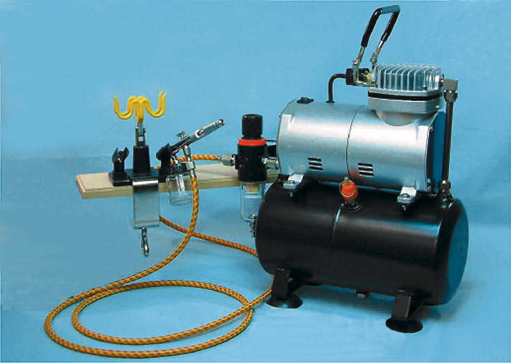 Expo-Airbrush--Compressor