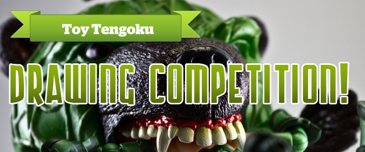 Toy Tengoku Drawing Competition