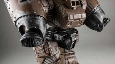 SDR-04-Mk.XII-Destroid-Phalanx-dry-brushing-10