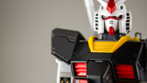 MG Gundam RX-78-2 Ver 3 0-4
