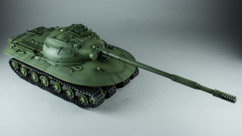 Soviet Heavy Tank Object 279 by Amusing Hobby-1