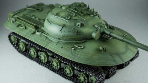 Soviet Heavy Tank Object 279 by Amusing Hobby-2