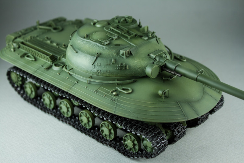 Soviet Heavy Tank Object 279 by Amusing Hobby-3