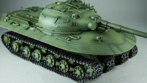 Soviet Heavy Tank Object 279 by Amusing Hobby-4