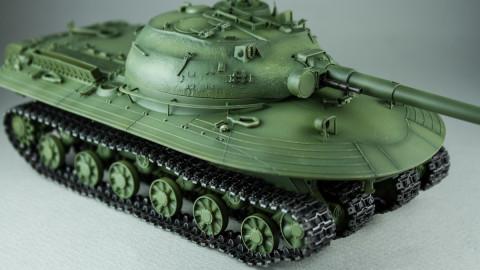 Soviet Heavy Tank Object 279 by Amusing Hobby-4