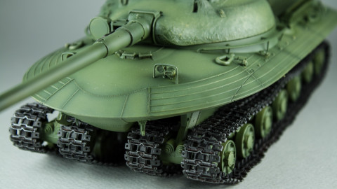 Soviet Heavy Tank Object 279 by Amusing Hobby-7