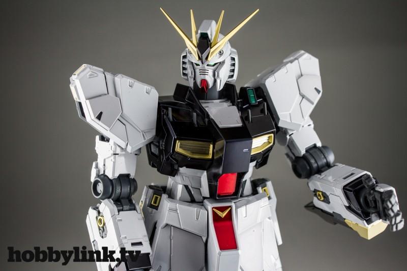 MG Nu Gundam Ver. Ka Titanium Finish Ver-9
