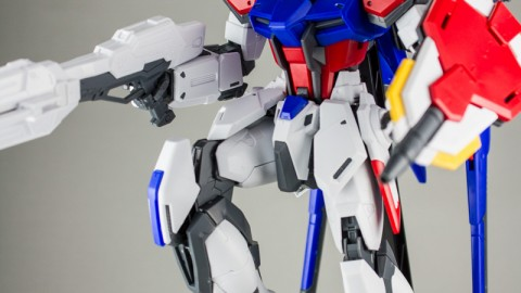 MG Build Strike Gundam Full Package-10