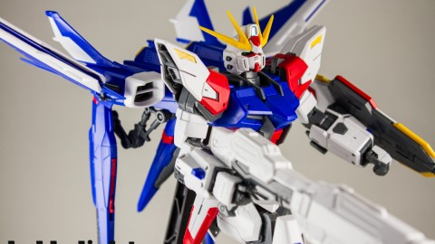 MG Build Strike Gundam Full Package-4