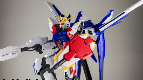 MG Build Strike Gundam Full Package-6