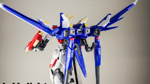 MG Build Strike Gundam Full Package-7