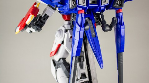 MG Build Strike Gundam Full Package-8