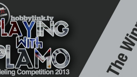 Playing-with-Plamo-Modeling-Competition-2013-Winners