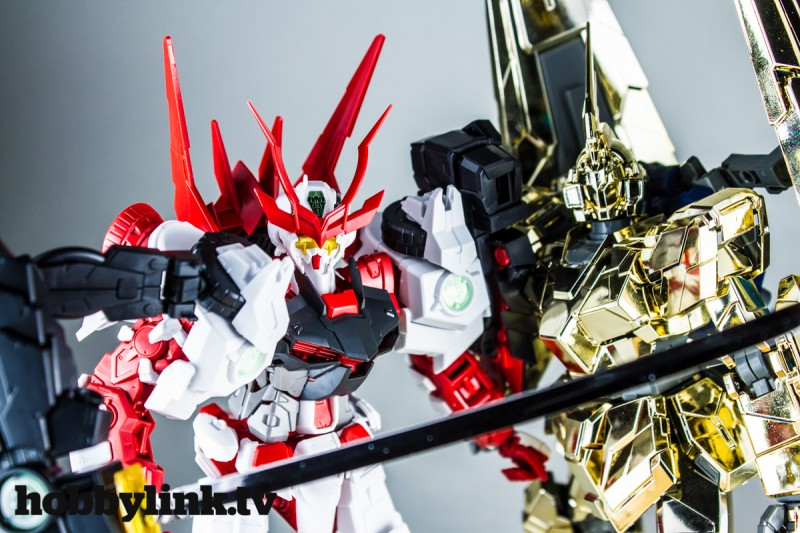 MG Sengoku Astray Gundam-2