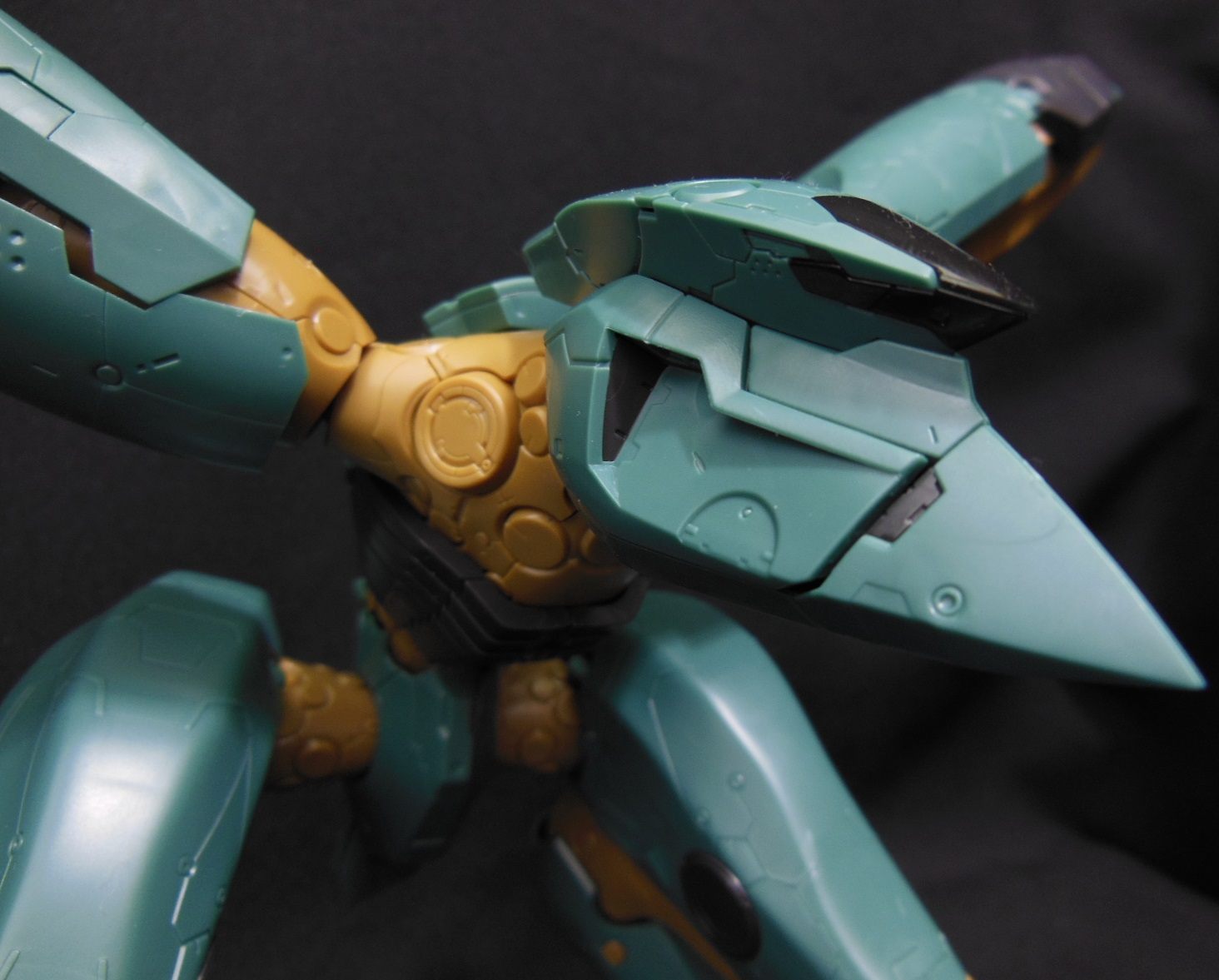 Gear Ray Metal Gear Ray is All Put