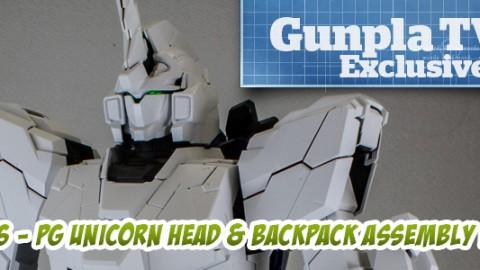 HobbyLink-Post-Unicorn-Head-Backpack-Video