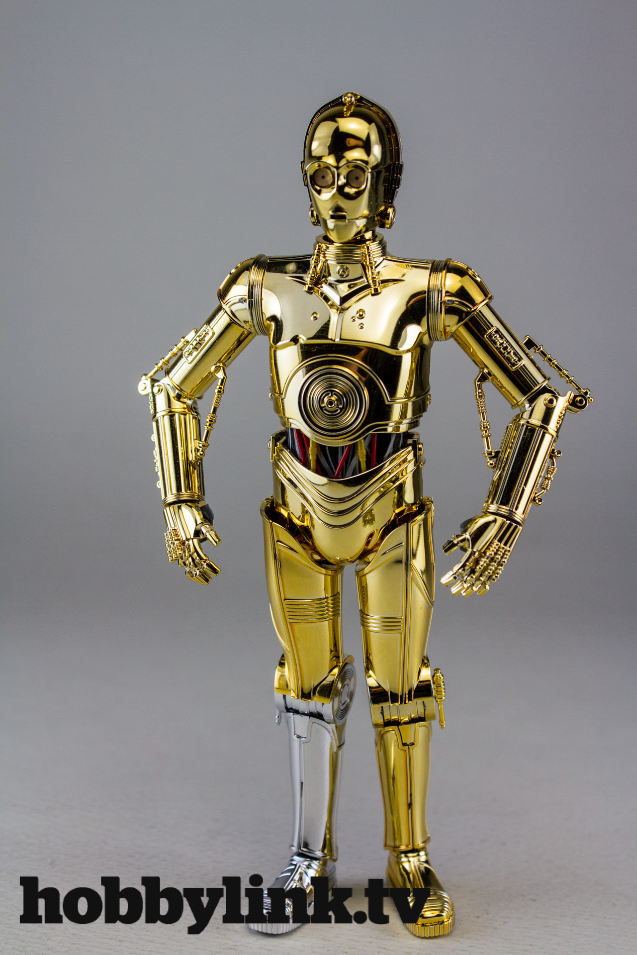 1 12 star wars c 3po by bandai - Robot blanc star wars ...