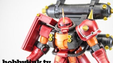 1-144 HG Zaku I (GUNDAM THUNDERBOLT Ver) Anime Image Color by bandai-10