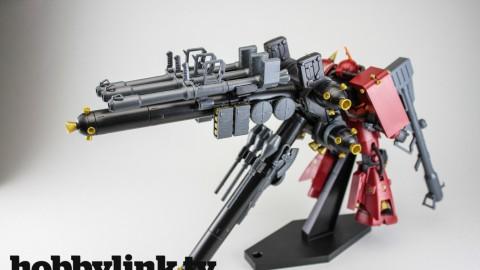 1-144 HG Zaku I (GUNDAM THUNDERBOLT Ver) Anime Image Color by bandai-7
