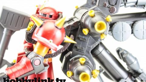 1-144 HG Zaku I (GUNDAM THUNDERBOLT Ver) Anime Image Color by bandai-9