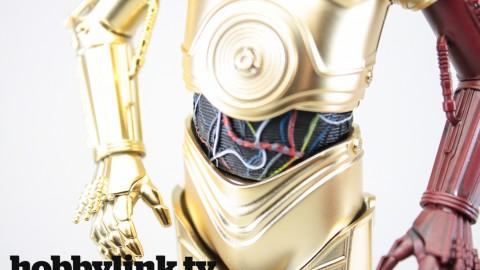 Star Wars Artfx+ R2-D2 & C-3PO with BB-8 by kotobukiya-10