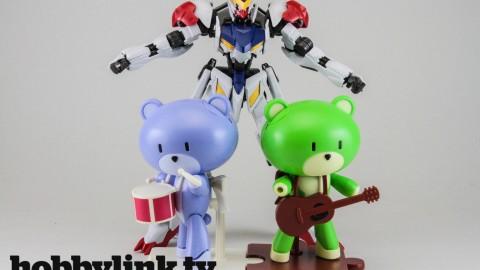 1-144 HGPG Petit'gguy Surf Green & Guitar-by Bandai-7