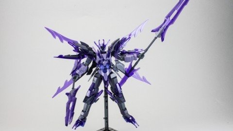 1-144 HGBF Transient Gundam Glacier-7