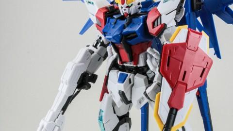 1-144 RG GAT-X105B - FP Build Strike Gundam Full Package-17